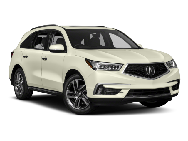 2017 Acura MDX w/Advance Package 4D Sport Utility