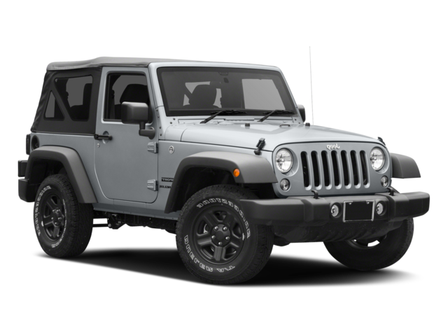 2017 Jeep Wrangler Unlimited Sahara 4WD 4DR