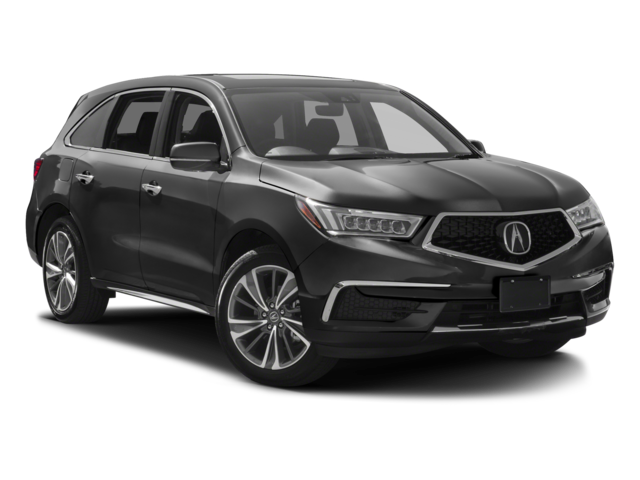 2017 Acura MDX w/Technology & Entertainment Pkgs 4D Sport Utility