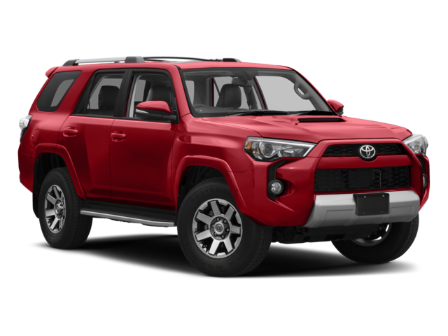 2017 Toyota 4Runner TRD OFF ROAD 4WD suv