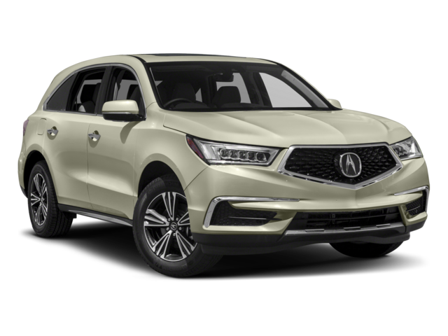 2017 Acura MDX w/Advance/Entertainment Pkg Sport Utility