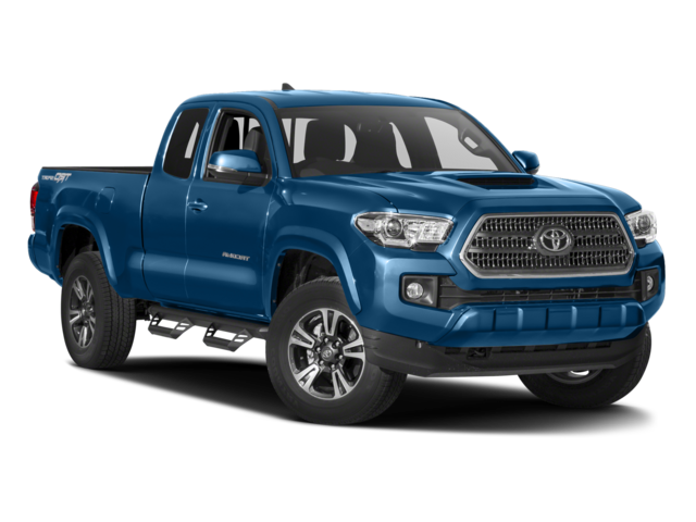 2017 Toyota Tacoma TRD Sport Double Cab 5' Bed V6 4x4 MT truck