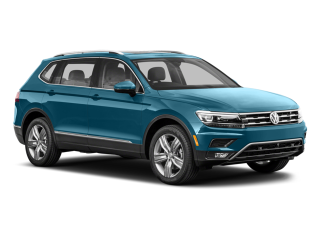 2018 Volkswagen Tiguan Comfortline 2.0T 8sp at w/Tip 4MOTION (2) Crossover