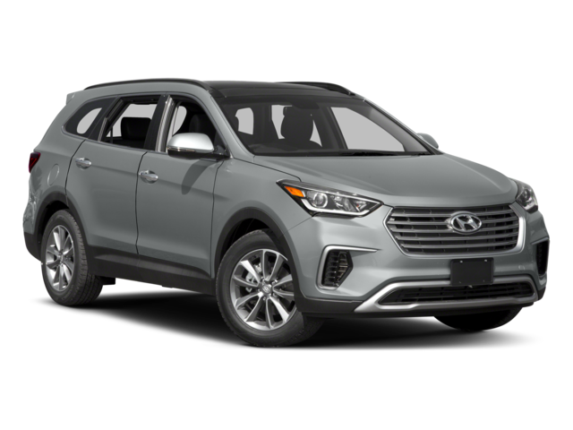 2017 Hyundai Santa Fe XL AWD LIMITED Keyless Entry, 8.0  Touch Screen Navigation, Rearview Camera, Panoramic Sunroof Sport Utility