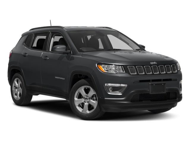 2018 Jeep Compass Limited 4WD Sport Utility